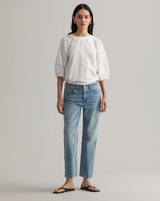 Camie Cropped jeans