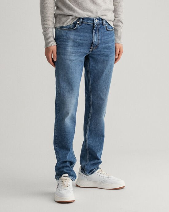 Hayes Slim Fit Authentic jeans