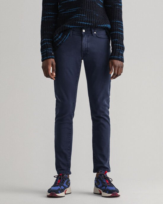 Maxen Extra Slim Fit Active-Recover Color jeans