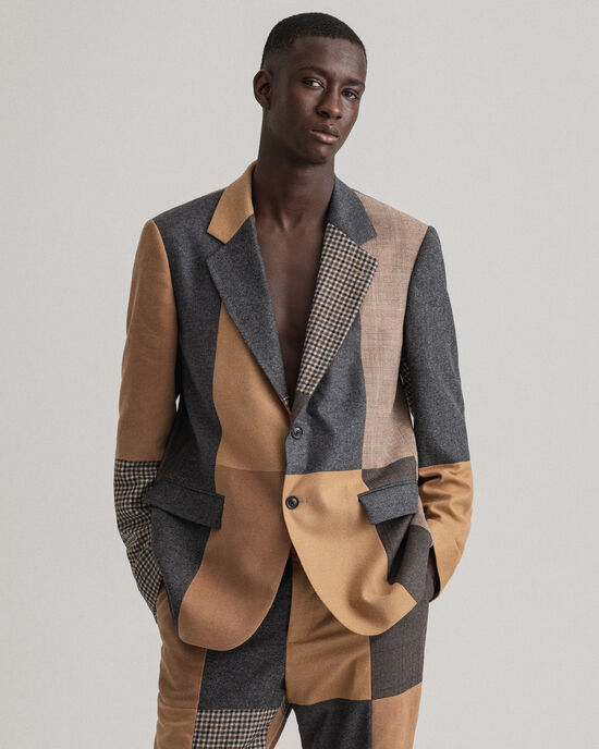 REMAKE Relaxed Fit blazer